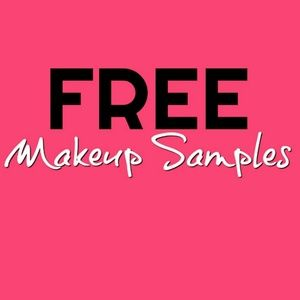MAKEUP SAMPLES (Limit 10 per Order)